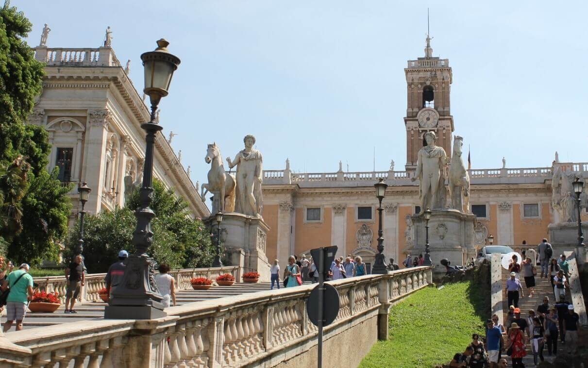 Packing tips for Rome in June
