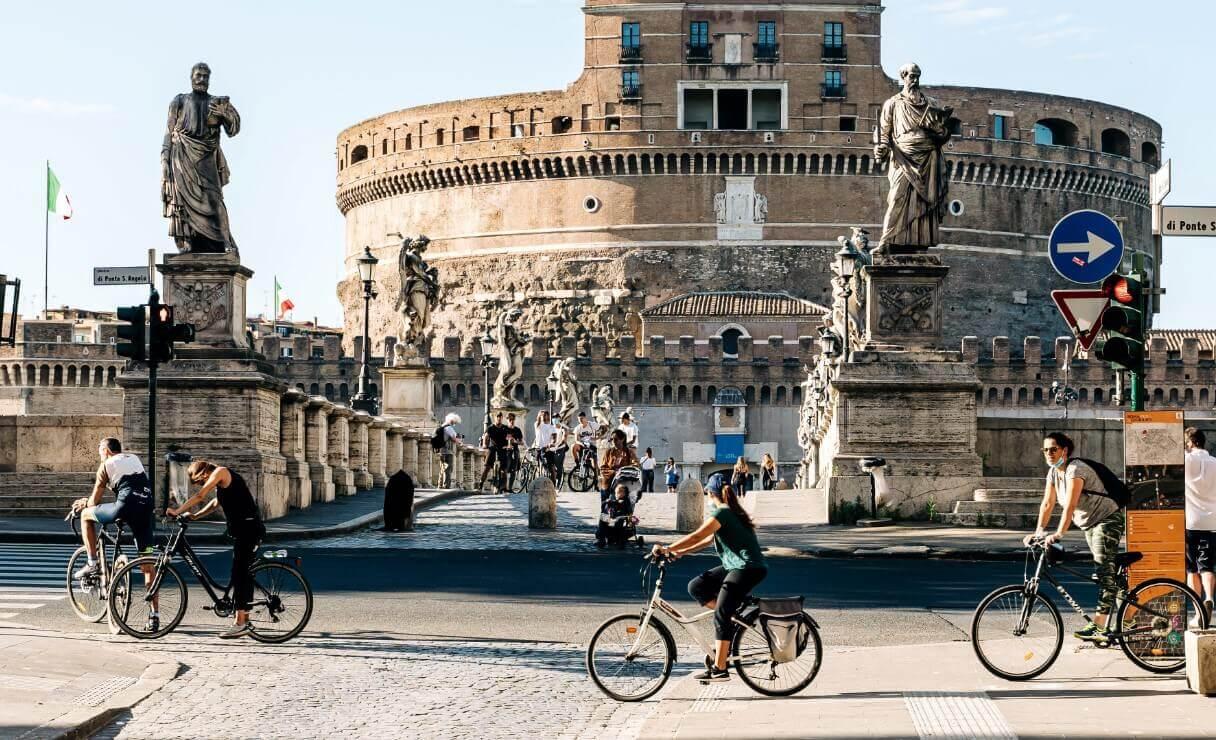 Visiting Rome in June